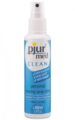 Pjur Clean Spray