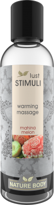 Mahina Melon Warming Massage Lust Stimuli
