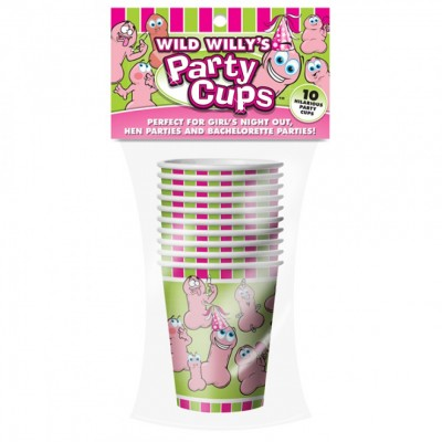Wild Willy´s Party Cup